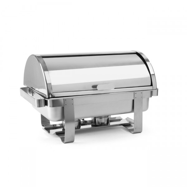 Hendi Chafing Dish Rolltop - Model Rental-Top - Gastronorm 1/1